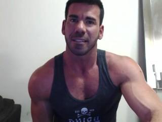 Billy Santoro cums in Zane Taylor- LeakedandLoaded.com