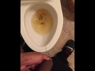 Great piss!
