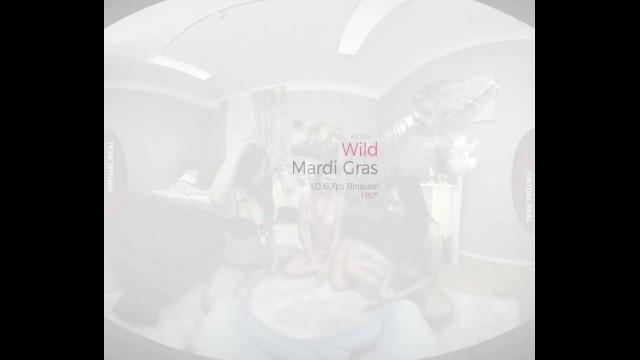 Wild wild west porn Virtualrealporn.com - wild mardi gras