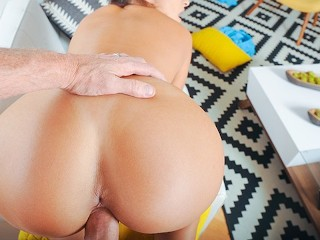 DadCrush - Stepdaughter Fucks Daddy For Money