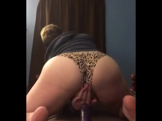 Playing With My Boy Pussy