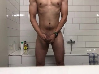 Muscle jerkoff