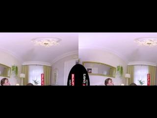 Cutiepie loves VR porn