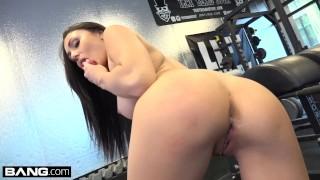 BANG Confessions Ariana Marie Fucks a random guy at the gym porno