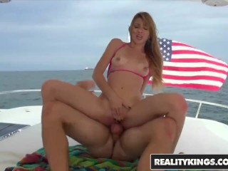 RealityKings - Captain Stabbin - Boats Babes