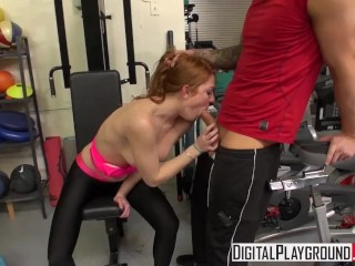 DigitalPlayground - Clover Farrah Flower - Push You Can Take It