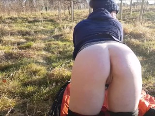 Family Nudism Video Fuck Me Outside & Finish in my Mouth