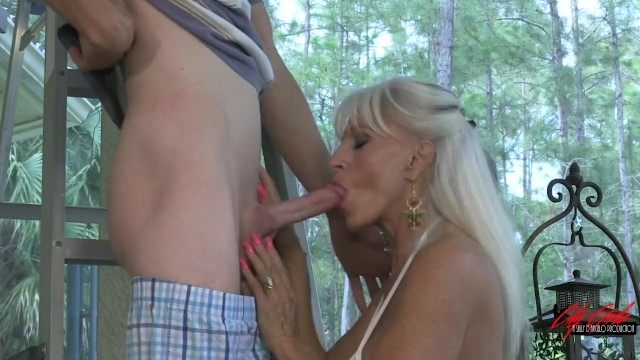 Anal Fucking my Mother in law ...balls deep anal creampie