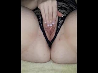 Super Wet Pussy Play