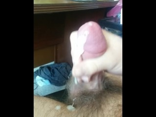 Huge load and really horney