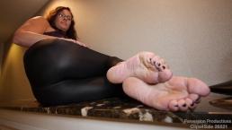 Kristen Cameron - Premium Mature Feet (Full Video)