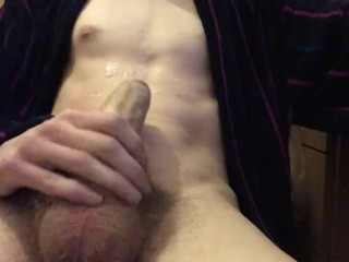 After work wank