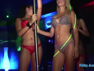 Tantric sex goddess fucking lap dancer! Italian midnight club filthyamateur ass fuck group