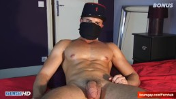 Anis 's big dick massage! (hetero male seduced for gay porn)
