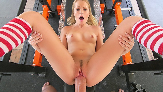 Tiny4K Soccer Cutie Long Dick Gym Fuck With Scarlett Sage -7374