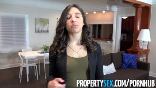PropertySex - College student fucks big ass real estate agent  big ass point of view real estate agent college ass big cock babe funny cumshot propertysex contest reality butt deepthroat abella danger good blowjob