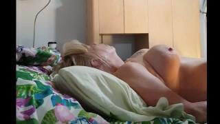 Lesbians and fat woman fuck