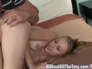 Petite Teen Jenna Marie Loves Getting Her Ass Eaten!