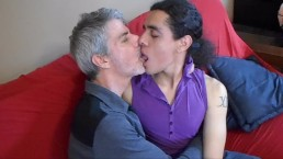 Hot Makeout 2 - DILF & Twink Kissing - Richard Lennox - Ricky Fox
