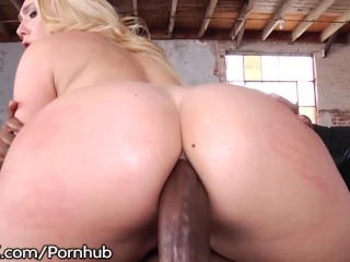 DarkX Rico Strong's HUGE BBC Made My Fat Ass Squirt!