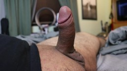Jerking Off Before Bed