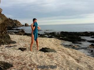 Cum in the sea - Lapjaz.com