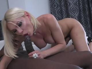 Kitana Lure Joss Lescaf Black blond Russian woman