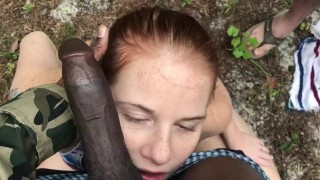 Drunk married whore sucks Bbc while husband watches  cocksucker slutwife bbc blowjob