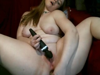 Bending Down ~ Fun With The Butt Glass Plug And The Doms Lovense Massager