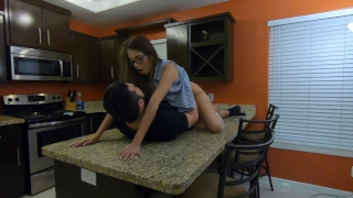 Long kitchen very eating k aaane and fuck pussy by lexi fps young latin