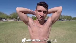 Pounding and menpov with anal in pov greene diaz ian hugo gay big