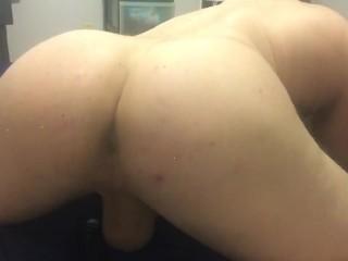 Big toy tight hole
