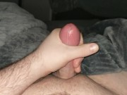 Trying To Cum Before My Roommates Get Home