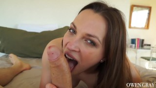 Lily Love Fucked Hard and Big Creampie porno