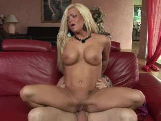 Busty Blonde Teen Gets Fucked And Facialized By A Hard Cock