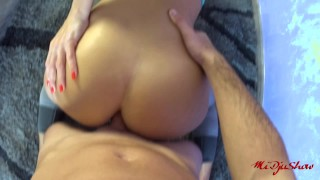 Ass my training fuck gape