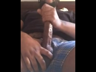 Cum Before Work (Stress Relief) Watch Before Removed