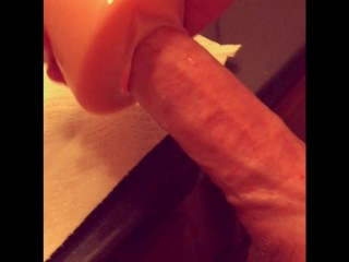 Solo male lots of cum