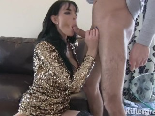 Killergram Swinger Milf Leena Franks fucked by young Pakistani stud