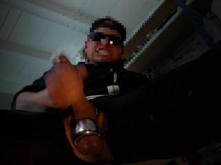 POPPER NUTTING A USED CONDOM MULTIPLE TIMES - GOONER BATOR 2018