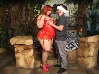 Big Booty Redhead PAWG Tiffany Star Surprises Husband