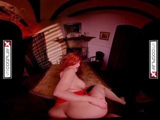 VRCosplayX.com Jessica Rabbit Taking The Best Private Dick In Town