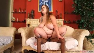 Sexy Tattooed Big Tit BBW Busty Emma