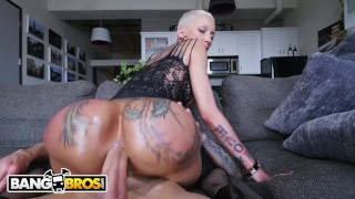 Bella her big anal shorthaired bellz bangbros gets for a ass bang tattoo