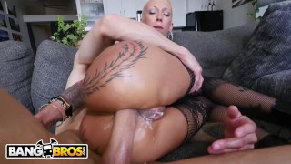 Bella a bellz bangbros shorthaired for her gets big anal ass anal ink