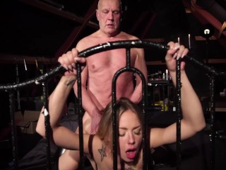 Fifty Shades Of Old And Young Grandpa Porn Fucks Teen