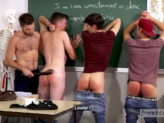 Slutty HighSchool Boys -Ep 4 Doryann Marguet Gabriel Lambert Enzo Lemercier