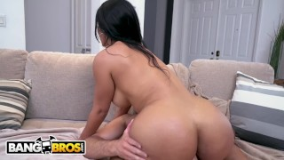 BANGBROS - Latina Rose Monroe's Big Ass Bouncing On Sean Lawless's Cock Fyre sex