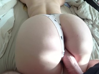 Sexy Mama Tube Beautiful ass and pretty pussy get sperm