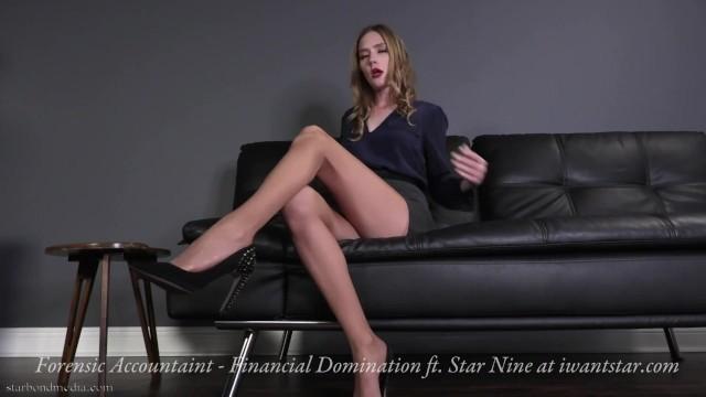 Forensic Accounting Financial Domination Ft Star Nine Trailer Pornhub Com